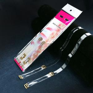 Bra Straps, Invisible Soft Clear Replacement Shoulder Straps Transparent & Removable