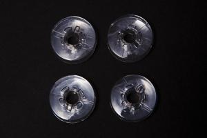 Plastic Bobbins, Pfaff #9033P, Singer L-500, Babylock Serenade & More (10/Pack)