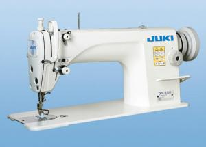 JUKI DDL-8700 High-Speed Single Needle Straight Lockstitch Industrial Sewing Machine With Table and Servo Motor