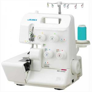 JUKI MO-644D Garnet Series Serger 2/3/4 Thread Overlock With Differential Feed and Rolled Hem