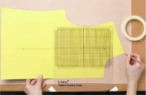 Lance PGS-1-LAN Pattern Grading Scale Ruler