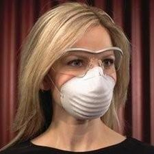 SAS Safety Non-Toxic Dust Mask #2985