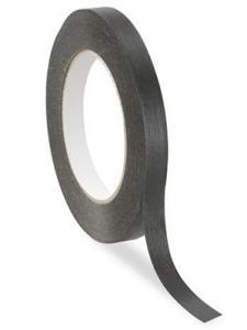Black Masking Tape 1/2 x 60 Yards