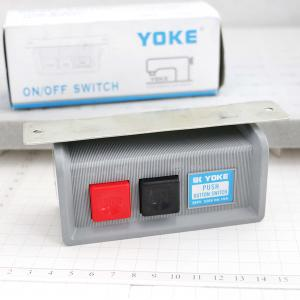 ON & OFF SWITCH FOR INDUSTRIAL SEWING MACHINE MOTOR, 110 VOLT