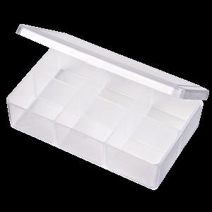 Six-Compartment Box