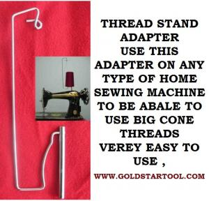External Thread Stand Adapter