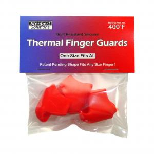 Thermal Finger Guards - Protect your Fingers from Heat!