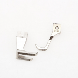 U192+U193 Standard With Teeth ​Walking Presser Foot Set