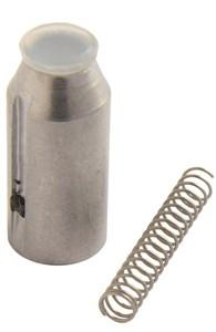 Valve Pin & Spring For Any Gravity Iron Solenoid