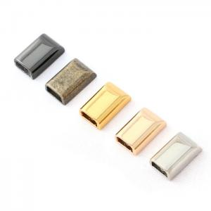 Zipper Stopper Alloy Metal