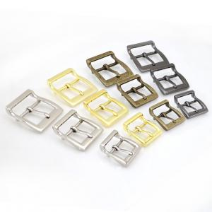 Metal Buckle - Center Bar Pin