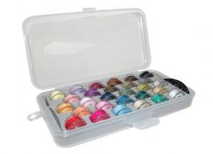 28 Position Bobbin Organizer with Fitted Foam