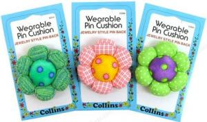 Wearable Pin Cushion