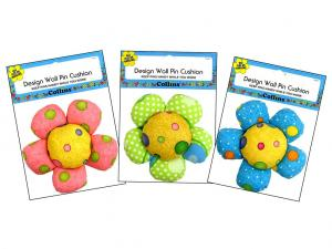 Daisy Hangable Pin Cushion