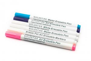 Air/Water Erasing Pen for Fabric (6/Pack)