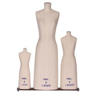 Mini Scale Ladies Dress Form Set (615)