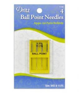 Dritz Needles Ball Point (4 pack)