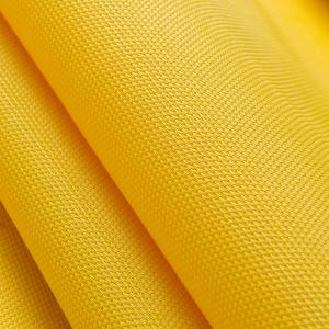 Vinyl Mesh Lemon Yellow 60
