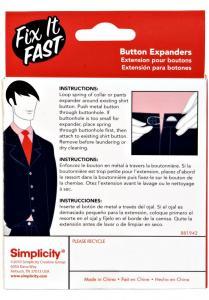 Fix it Fast Button Expanders (8 pc)