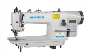 New-Tech ​GC 0303-D4 ​Computerized Single Needle Lockstitch Industrial Sewing Machine With Table and Servo Motor
