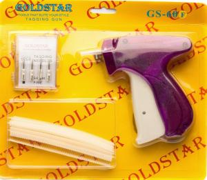 Tagging Gun Kit (fine fabric) Includes 5 Needles & 500 1/4
