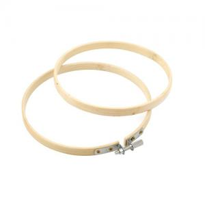 Embroidery Hoop Ring Bamboo (CHOOSE SIZE)