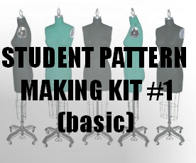 Student Pattern-Making Kit #1 (basic)