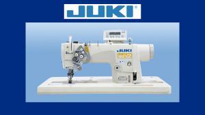 JUKI LH-3588A Double Needle Split Bar Lockstitch Sewing Machine | Large Hook