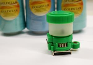 Magnetic Lubricator Box For Sewing Thread