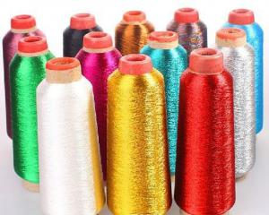 Metallic Embroidery Thread 5000 Yards