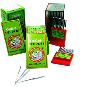 Standard Industrial Sewing Machine Needles