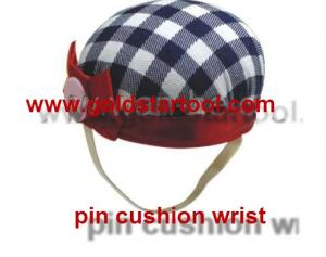 Pin Cushion for Wrist, 4-1/2