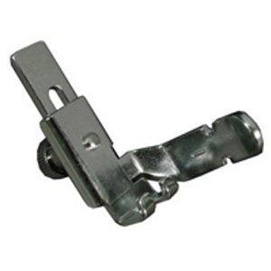 Adjustable Zipper/Piping Foot, Brother (SA161), Low Shank