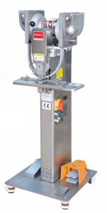 Full Automatic Prong/Plastic Snap Button Application Machine With Servo Motor
