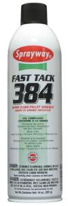 Sprayway SW084 - Fast Tack 384 Super Flash Spray Adhesive