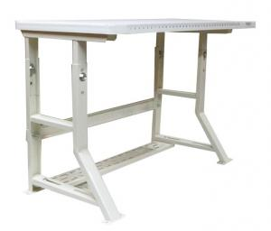 Universal Sewing Machine Table With K-Leg Assembly Frame