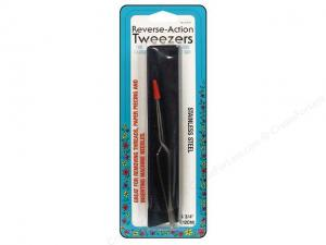 Reverse Action Extra Long Tweezers