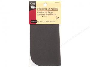 Twill Cotton Iron-On Patches by Dritz