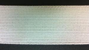 Small Roll Woven Elastic Girdle/Sport