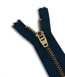 YKK #4.5 Brass Closed Zipper YRGC - For Pants & Jeans