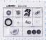Spare Parts Kit - JUKI LK-1900B