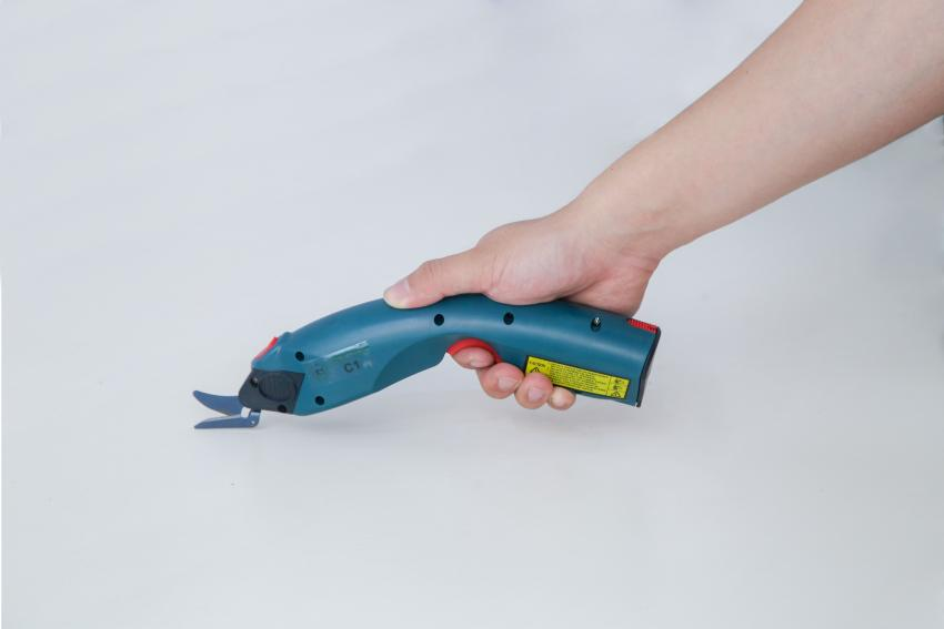 Rechargeable Portable Fabric Cutting Shears #YJ-C1​