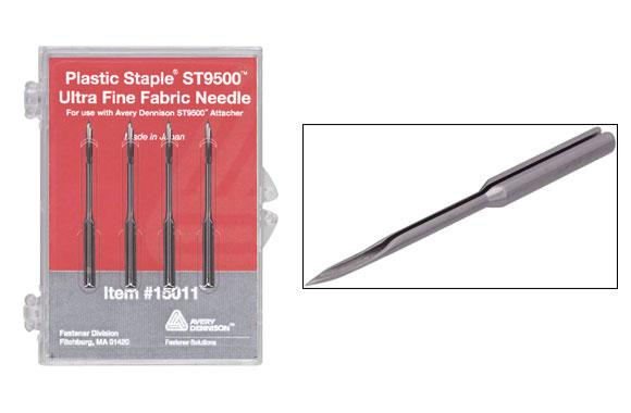Avery Dennison - Ultra Fine Fabric Needles For ST9500