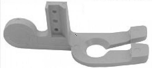 Presser Foot For Maimin Straight Knife Machines