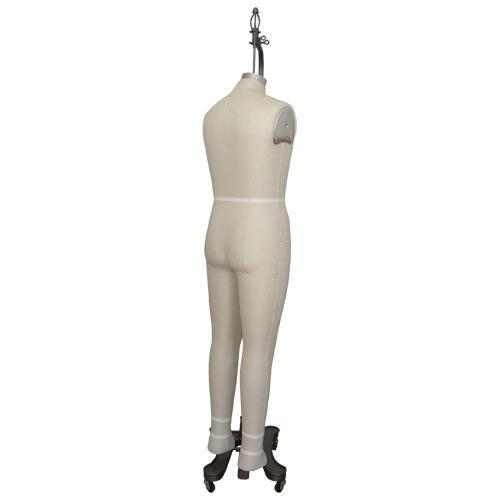 Mature Men Full Body Dress Form (Industry Pro, 608)