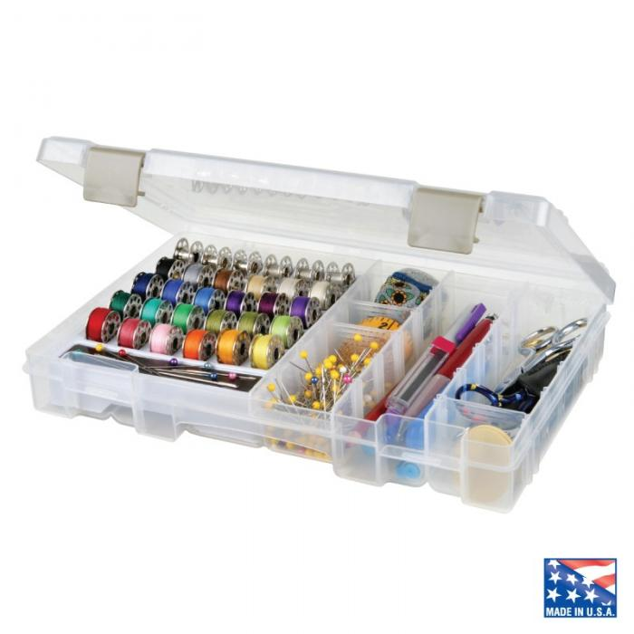 Sew-lutions™ Bobbin & Supply Box