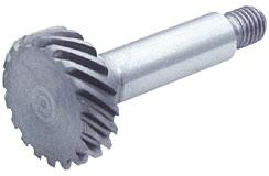 Gear & Shaft for Eastman Straight Knife Cutting Machines, 87C3-53