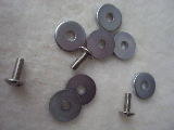 Sharpening Stone Screw & Washer for Micro-Top MB-90, #B127