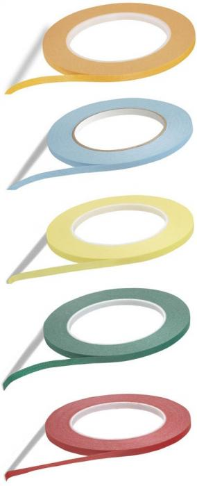 Colored Masking Tape ​​​1/4