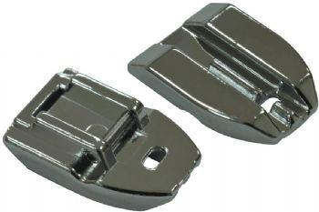 Zipper Foot, Concealed/Invisible (SA128), Snap-On